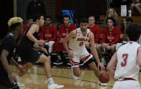 Men's basketball suffers heartbreaking loss to Concordia
