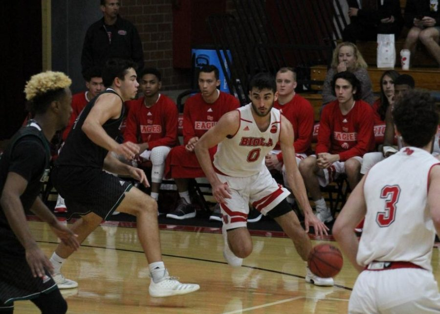 Men's basketball defeats Concordia