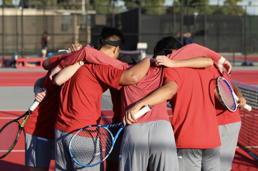 Men%E2%80%99s+tennis+shuts+out+San+Diego+Christian