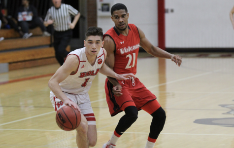 Men's basketball defeats Hawaii Hilo