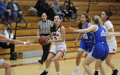 Women's basketball ends five-game losing streak