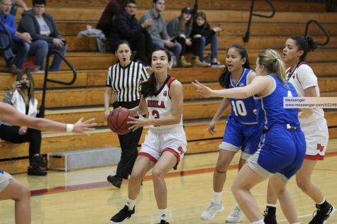 Women's basketball dominates in second conference matchup