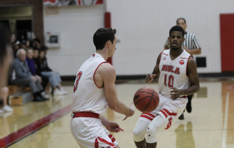 Men's basketball wins big at home over HPU