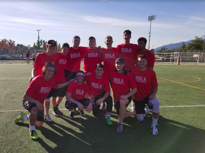 SPA hits the road with flag football champs