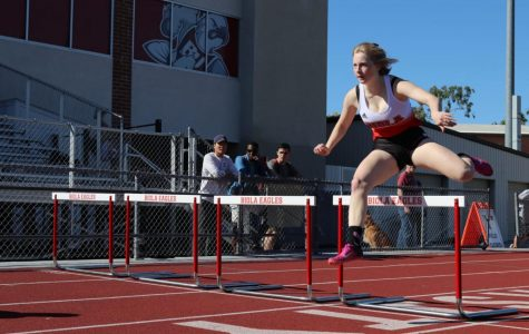 Track takes two in season's first meet