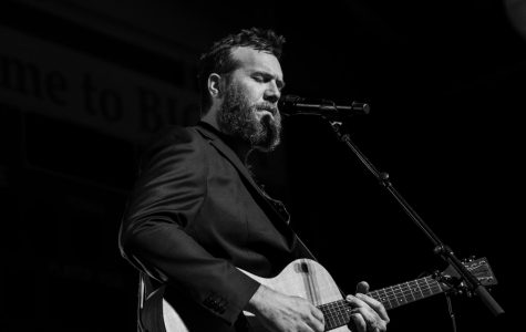 John Mark McMillan, composer of worship songs including