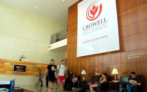 crowell school of business