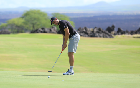 Men's golf nears the end
