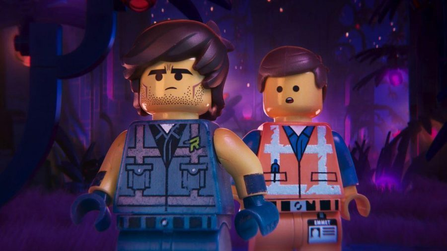 """The Lego Movie 2: The Second Part"" builds upon the first"