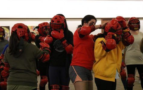 Women find empowerment in self-defense