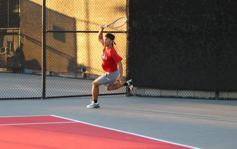 Men's tennis takes heartbreaking loss after ruling change