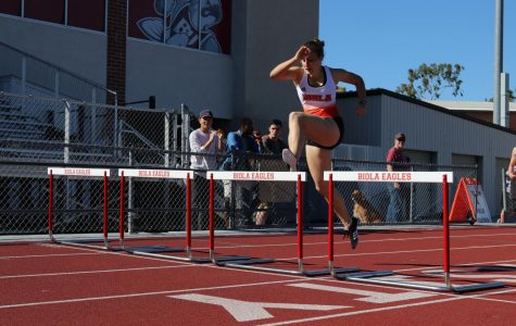Track and field excels in San Francisco Invite