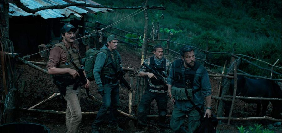 """Triple Frontier"" exhilarates and disappoints"