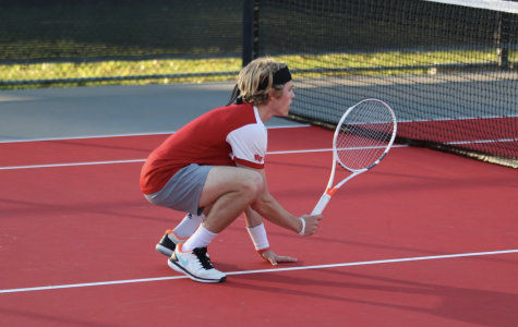 Men's tennis takes last-second loss