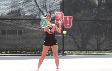 Women's tennis drops match at Point Loma