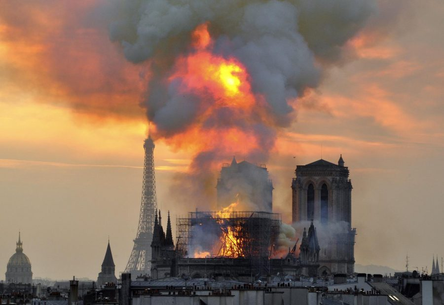 The Notre Dame tragedy points us toward eternity