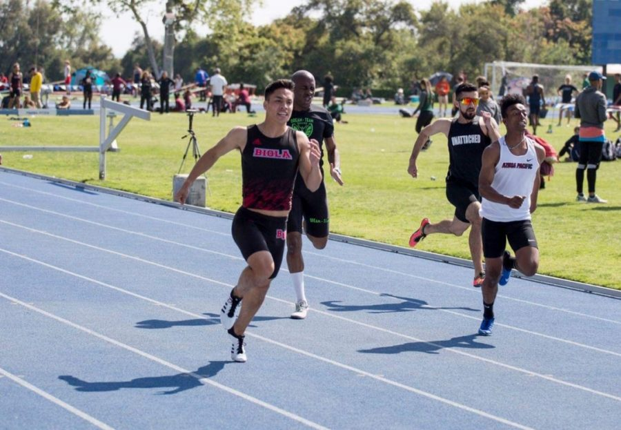 Track and field excel at the Bryan Clay Invite