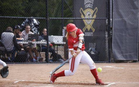 Softball dominates doubleheader