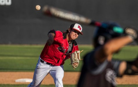 Baseball wins big in game two against Concordia University