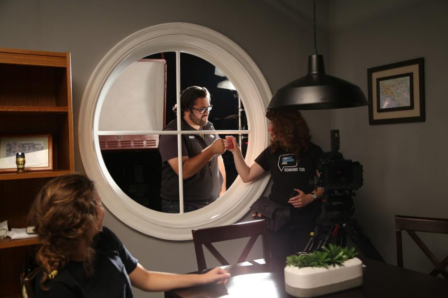 Film students tackle full-length films