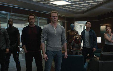 "Go see ""Avengers: Endgame."" 'Nuff said."