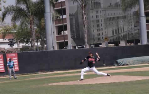 Baseball splits pair of games at Concordia