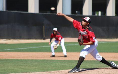 Men's baseball defeats Hawaii Pacific University in close game