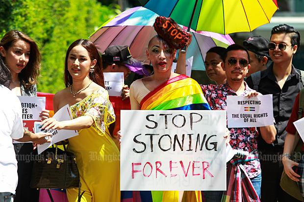 Christians need to fight against the new Brunei Laws