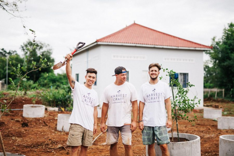 Harvest Craft provides sustainable food for Haiti