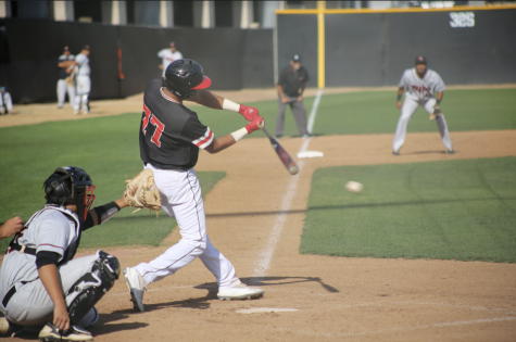 Baseball splits doubleheader at Point Loma