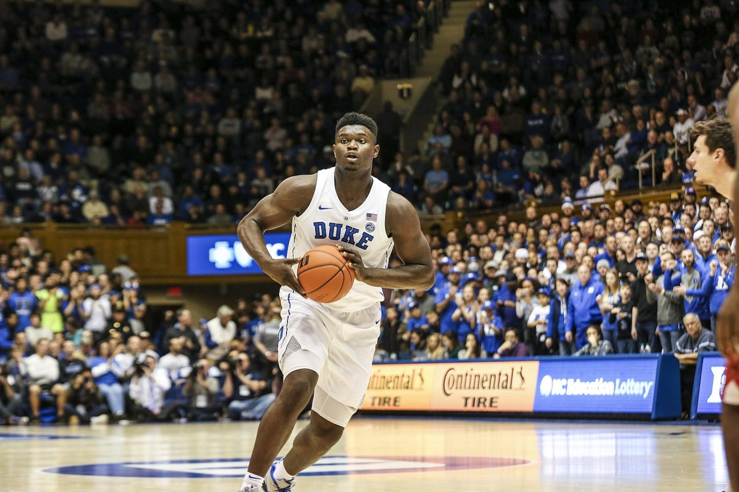 After Duke University's Zion Williamson sprained his knee in February 2019, it sparked discussion about whether or not student athletes should be paid.