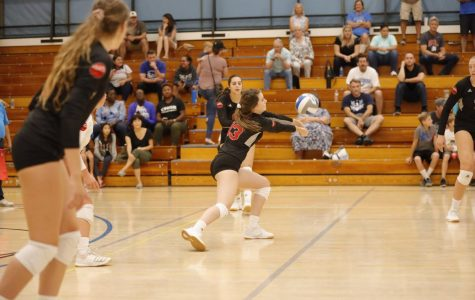 Volleyball shut out Fresno Pacific University