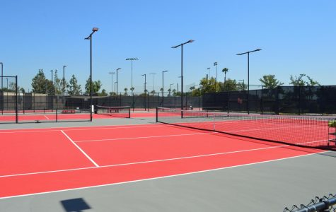 Tennis Center gets a facelift