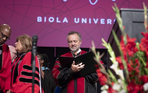 President Barry Corey shares additions to the Biola campus and introduces the theme for the new year.