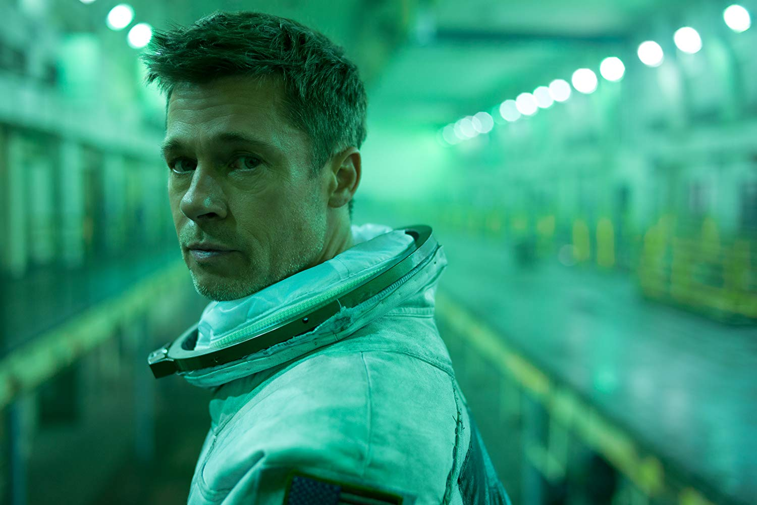 """Brad Pitt continues his legacy of impressive performances with his upcoming film, """"Ad Astra."""""""