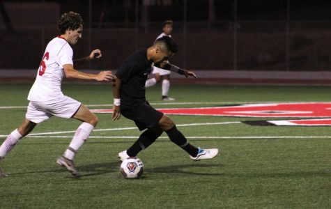 Men's soccer shuts out CSU San Marcos