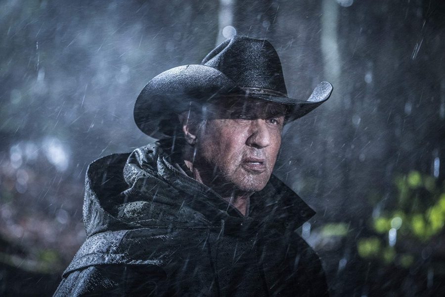 """Rambo: Last Blood"" finishes the iconic action series."