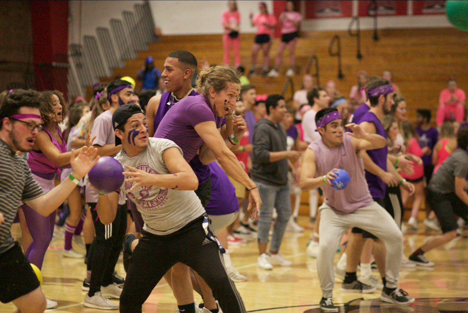Biola's Off Campus Community (OCC) brings their best to Nationball 2019.