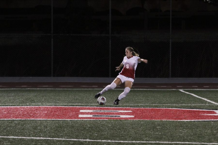 Women's soccer fall to PLNU