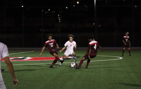 Men's soccer swallows a tie in double overtime