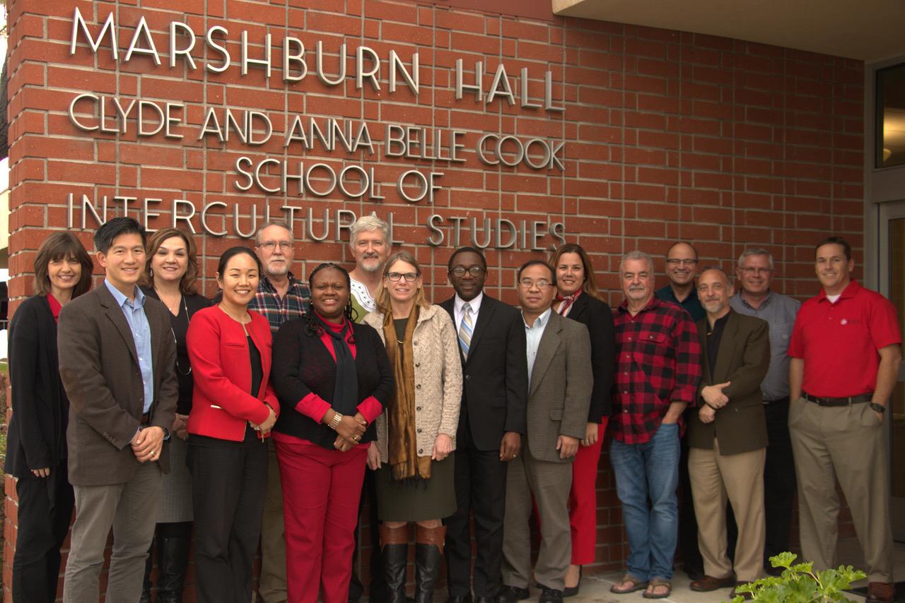 Diminishing enrollment in anthropology program led to closure.