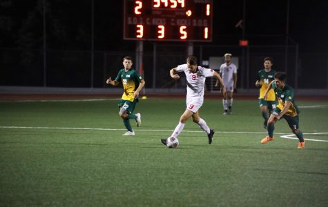 Men's soccer prevails over Concordia