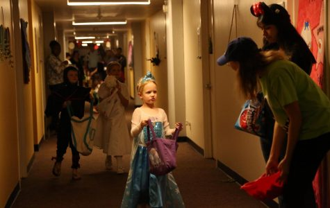 Alpha hosts 21st annual Candyland