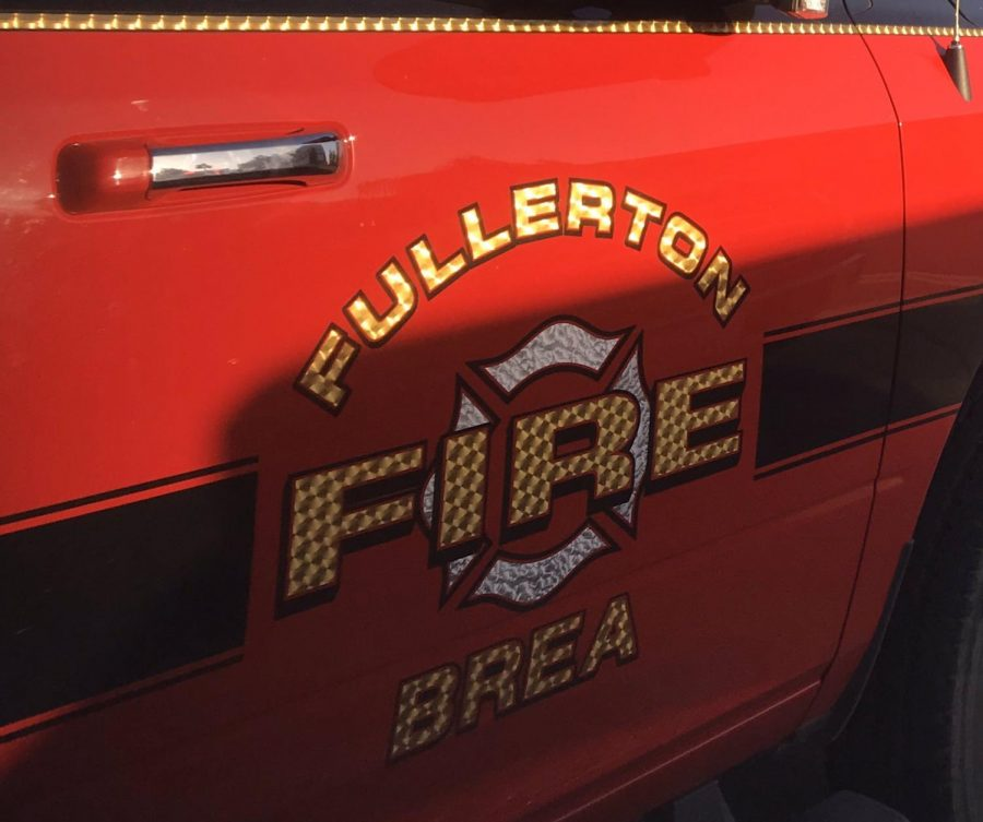 Second Fullerton fire in a day burns 15 acres