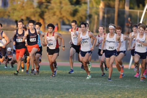 Cross country struggles at Coyote Challenge