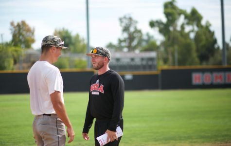 Baseball hires third head coach in three years