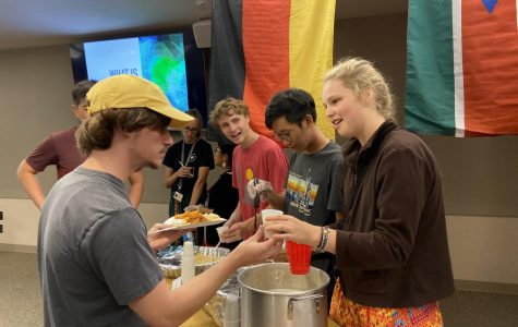 "GSPD's ""Meet the Neighbors"" event brings students together through cuisine"