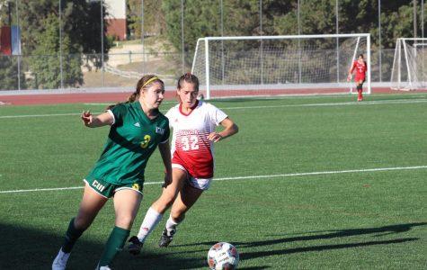 Women's soccer tops rival Concordia Irvine