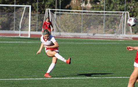 Women's soccer earns big win against Holy Names
