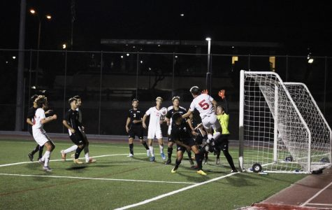 Men's soccer sweeps in overtime against Hawaii Pacific